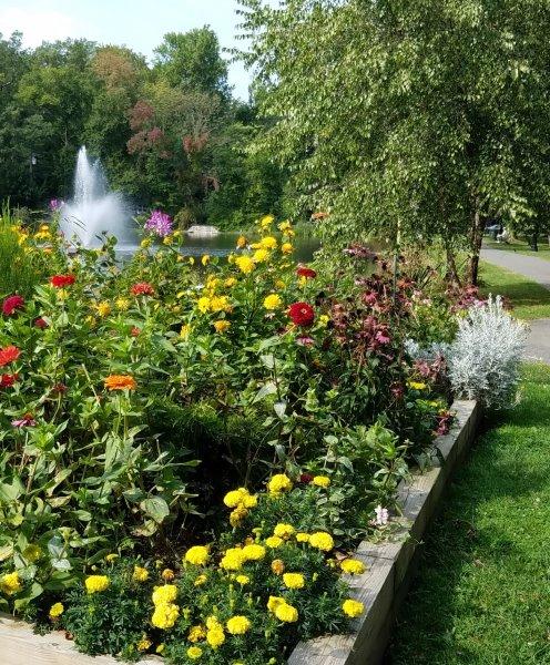 Grover Cleveland Park Gardens