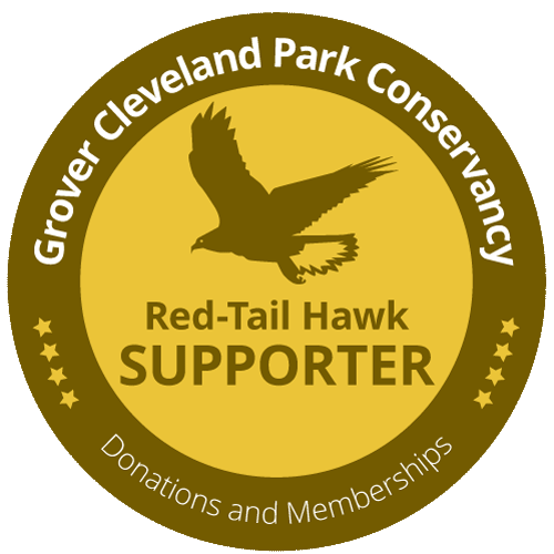 Red-Tail Hawk Supporter
