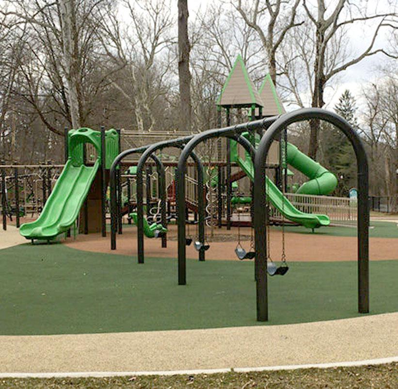 Grover Cleveland Park Playground